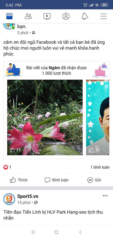 Đáng yêu nhất là khi bố mẹ chúng ta tập tành dùng Facebook: Hay share link dằn mặt, cực thích dùng icon - Ảnh 11.