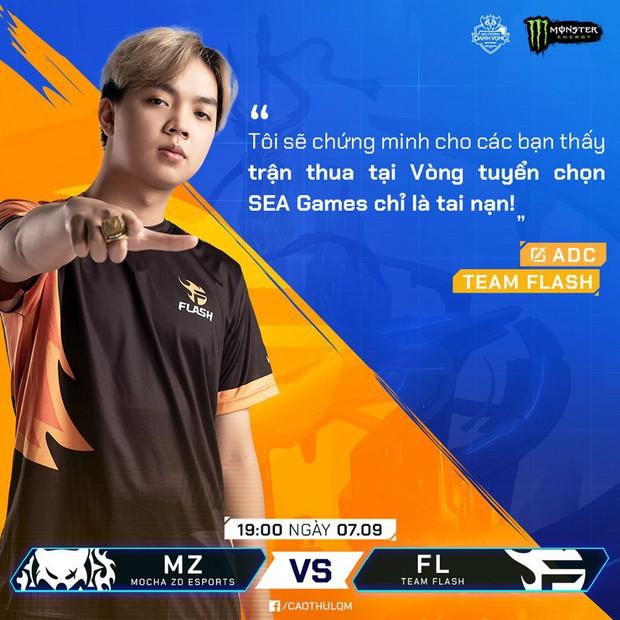 Cả nền Liên Quân Mobile Việt đang chờ trận thư hùng kinh điển giữa Team Flash và Mocha ZD Esports - Ảnh 5.