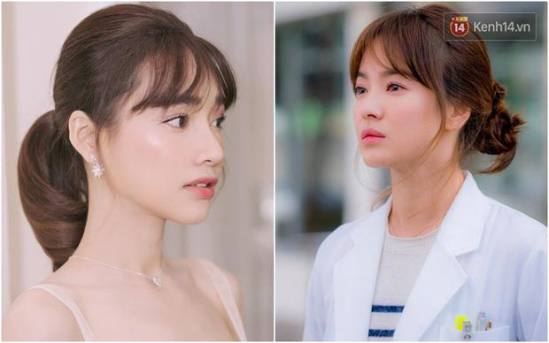 Nhã Phương vừa đổi kiểu tóc, dân tình đã thi nhau trầm trồ: Giống Song Hye Kyo quá - Ảnh 6.