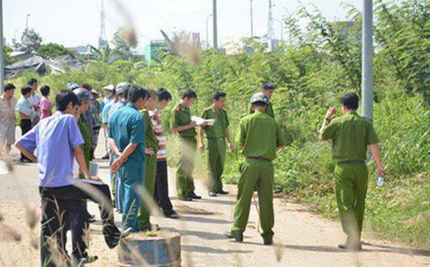 Nam thanh niên nhờ đặt xe ôm GrabBike sau đó cướp tài sản ở vùng ven Sài Gòn - Ảnh 1.