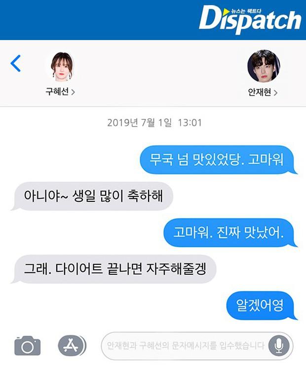 Dispatch bóc trần vụ ly hôn của Goo Hye Sun: Cãi vã vì đưa CEO nữ về nhà giữa đêm, Ahn Jae Hyun cun cút nghe lời vợ - Ảnh 14.