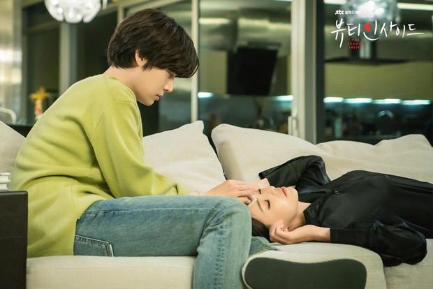 Vụ ly hôn Goo Hye Sun - Ahn Jae Hyun bỗng thành hố sâu tử thần: Hơn 10 sao Hàn, cả ekip nằm không trúng đạn, có đáng? - Ảnh 5.