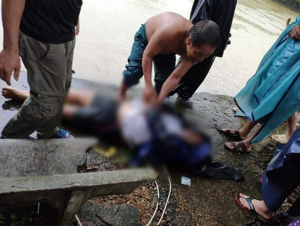 Hà Tĩnh: Đi giữa mưa lũ, công an viên bị nước cuốn trôi tử nạn - Ảnh 1.