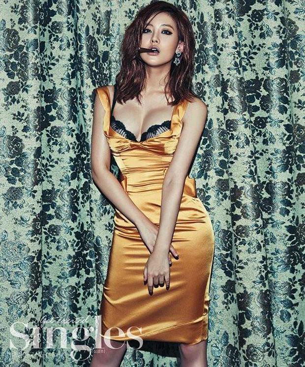 So kè nhan sắc màn ảnh giữa Goo Hye Sun và Oh Yeon Seo: Tam Tạng bỗng thành tiểu tam tin đồn chỉ vì quá sexy? - Ảnh 25.