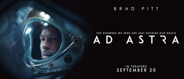 Hậu công chiếu tại Liên hoan phim Venice, Ad Astra được vinh danh là siêu phẩm hành động không gian xuất sắc nhất thế kỷ - Ảnh 3.