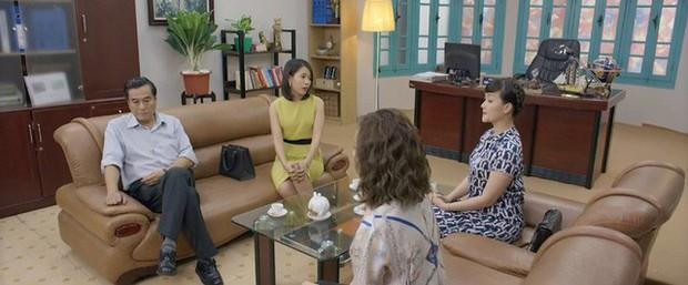 4 cô nàng thảo mai thần sầu của phim Việt: Chị Nguyệt Bầu Trời cũng chẳng bằng cô Nguyệt Nhân Viên Gương Mẫu - Ảnh 5.