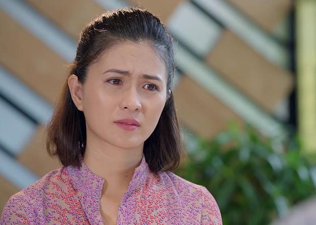 4 cô nàng thảo mai thần sầu của phim Việt: Chị Nguyệt Bầu Trời cũng chẳng bằng cô Nguyệt Nhân Viên Gương Mẫu - Ảnh 11.