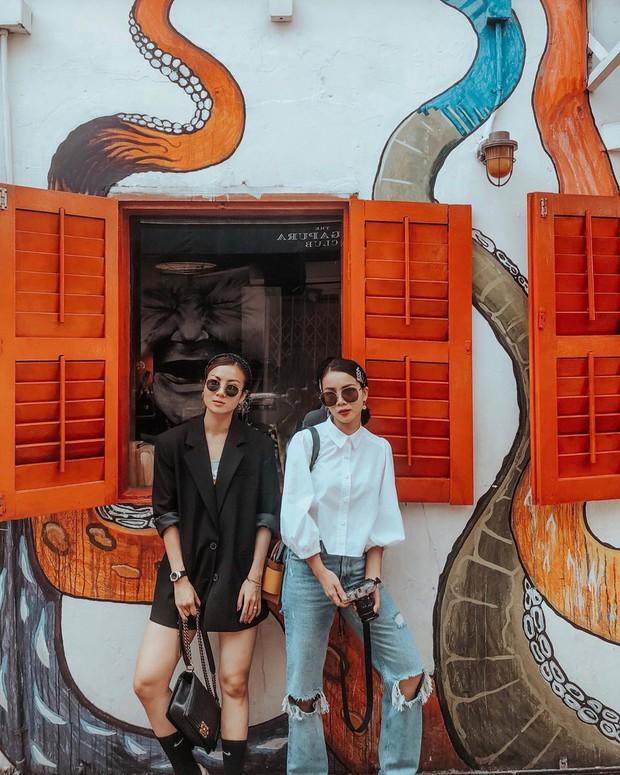 Nàng công sở không bao giờ lo mặc xấu nếu biết 12 công thức diện áo sơ mi trắng tuyệt xinh từ các mỹ nhân Việt - Ảnh 11.