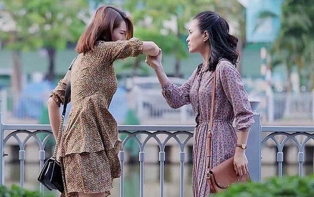 4 cô nàng thảo mai thần sầu của phim Việt: Chị Nguyệt Bầu Trời cũng chẳng bằng cô Nguyệt Nhân Viên Gương Mẫu - Ảnh 14.