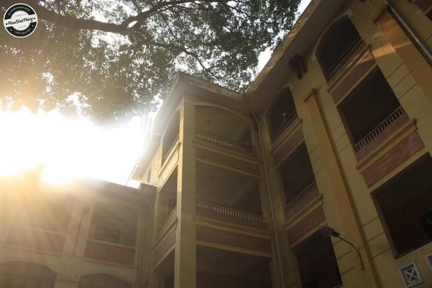 Bật mí bí mật của 3 ngôi trường nổi tiếng ở Hà Nội: Có 1 sở thú ngay trong trường, học hành bị stress quá thì rủ nhau trốn lên cửa trời - Ảnh 3.