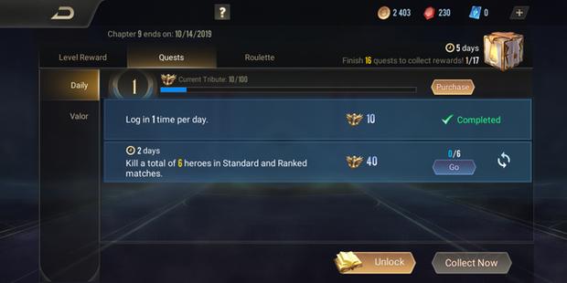 Liên Quân Mobile: Tencent tặng FREE Zip, Qi và Enzo ở cấp 40 của Sổ Sứ Mệnh mùa 9 - Ảnh 3.
