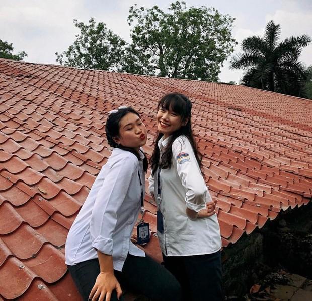 Bật mí bí mật của 3 ngôi trường nổi tiếng ở Hà Nội: Có 1 sở thú ngay trong trường, học hành bị stress quá thì rủ nhau trốn lên cửa trời - Ảnh 20.