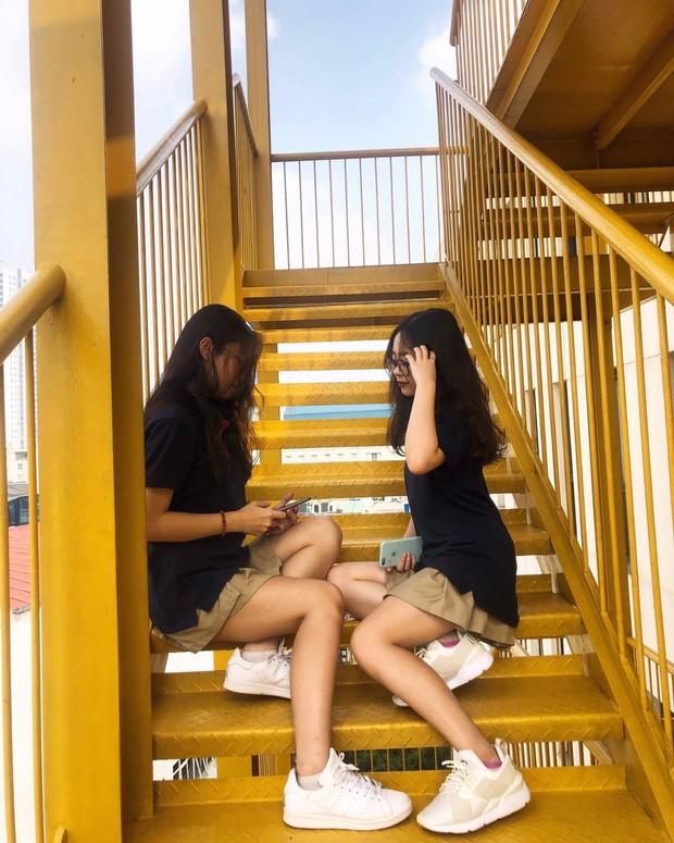 Bật mí bí mật của 3 ngôi trường nổi tiếng ở Hà Nội: Có 1 sở thú ngay trong trường, học hành bị stress quá thì rủ nhau trốn lên cửa trời - Ảnh 32.