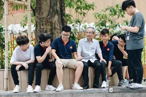 Bật mí bí mật của 3 ngôi trường nổi tiếng ở Hà Nội: Có 1 sở thú ngay trong trường, học hành bị stress quá thì rủ nhau trốn lên cửa trời - Ảnh 37.