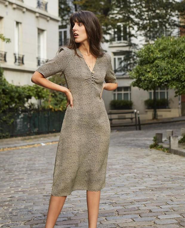 Được phụ nữ Pháp hết mực trọng dụng, 4 kiểu váy xinh mất hồn sau sẽ khiến bạn muốn tậu bằng hết cho tủ đồ - Ảnh 6.