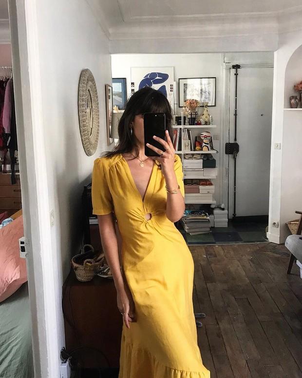 Được phụ nữ Pháp hết mực trọng dụng, 4 kiểu váy xinh mất hồn sau sẽ khiến bạn muốn tậu bằng hết cho tủ đồ - Ảnh 7.