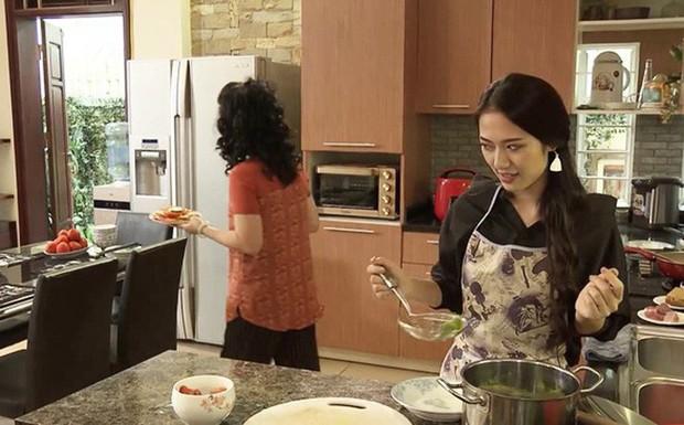 4 cô nàng thảo mai thần sầu của phim Việt: Chị Nguyệt Bầu Trời cũng chẳng bằng cô Nguyệt Nhân Viên Gương Mẫu - Ảnh 10.