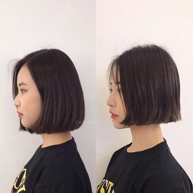 15 màn xuống tóc xuất sắc chứng minh: muốn xinh hơn, trẻ hơn hay sành điệu hơn, bạn chỉ cần mạnh dạn cắt tóc ngắn - Ảnh 1.