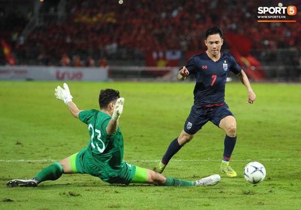 Đặng Văn Lâm: Cái gạt tay lau mồ hôi và áp lực đối đầu tuyển Thái Lan khi đang là cầu thủ Thái League - Ảnh 5.