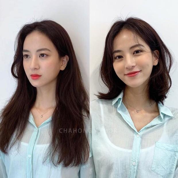 15 màn xuống tóc xuất sắc chứng minh: muốn xinh hơn, trẻ hơn hay sành điệu hơn, bạn chỉ cần mạnh dạn cắt tóc ngắn - Ảnh 8.