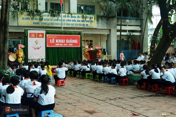 5 siêu nhân nhí trong ca sinh năm đầu tiên ở Việt Nam lém lỉnh ngày khai giảng: Xin chào lớp 1! - Ảnh 15.
