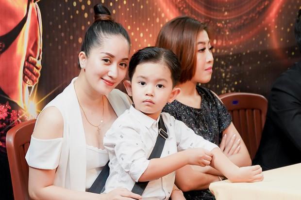 Khánh Thi khoe con trai 4 tuổi đầy chững chạc trên ghế nóng show thực tế mới - Ảnh 5.