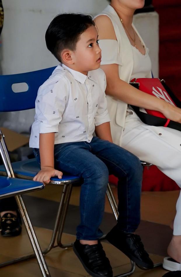 Khánh Thi khoe con trai 4 tuổi đầy chững chạc trên ghế nóng show thực tế mới - Ảnh 7.