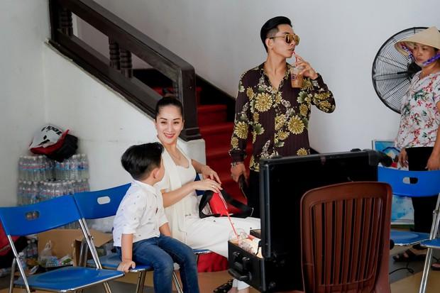 Khánh Thi khoe con trai 4 tuổi đầy chững chạc trên ghế nóng show thực tế mới - Ảnh 8.