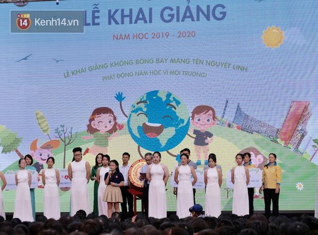 Lễ khai giảng của cô bé lớp 6 gửi thư tới 40 trường học ở Hà Nội: Mình có thể đừng thả bóng bay vào hôm khai giảng không? - Ảnh 2.