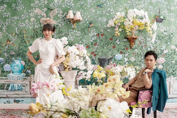 Trấn Thành và Hari Won tung bộ ảnh tình tứ như thuở mới yêu, ngày càng hạnh phúc sau gần 3 năm kết hôn - Ảnh 5.