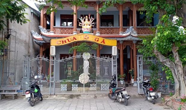 Truy tìm thanh niên ở Đà Nẵng chăm chỉ đi chùa rồi ôm thùng tiền công đức bỏ trốn - Ảnh 3.