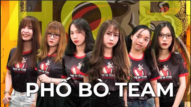 Những cô gái Phố Bò Team bất bại trong ngày thi đấu đầu tiên của giải Liên Quân Mobile nữ (FSL Elite) tại Singapore - Ảnh 1.