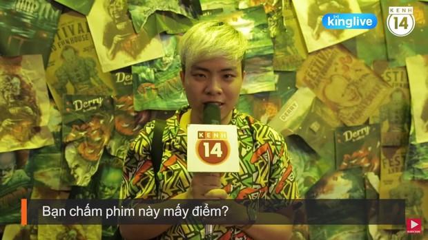 Clip: Khán giả Việt hãi hùng với Gã Hề Ma Quái, phim dài nên ai cũng khuyên thủ sẵn 2 cái bỉm! - Ảnh 7.