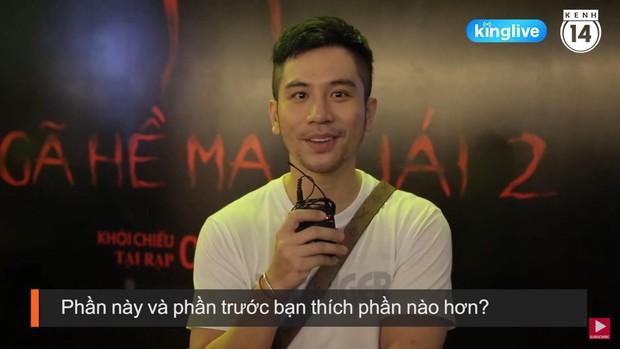 Clip: Khán giả Việt hãi hùng với Gã Hề Ma Quái, phim dài nên ai cũng khuyên thủ sẵn 2 cái bỉm! - Ảnh 9.