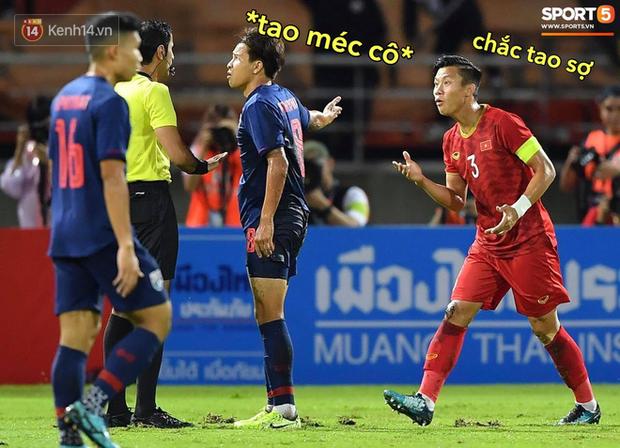 Loạt ảnh chế đội tuyển Việt Nam nở rộ sau trận gặp Thái Lan: Văn Toàn, Duy Mạnh cùng loạt biểu cảm không thể nào đắt giá hơn! - Ảnh 24.