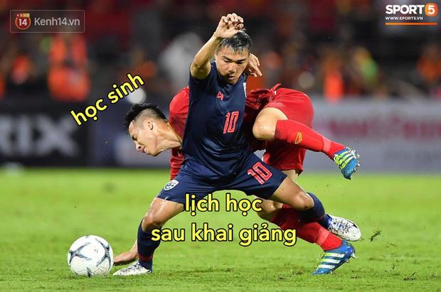 Loạt ảnh chế đội tuyển Việt Nam nở rộ sau trận gặp Thái Lan: Văn Toàn, Duy Mạnh cùng loạt biểu cảm không thể nào đắt giá hơn! - Ảnh 26.
