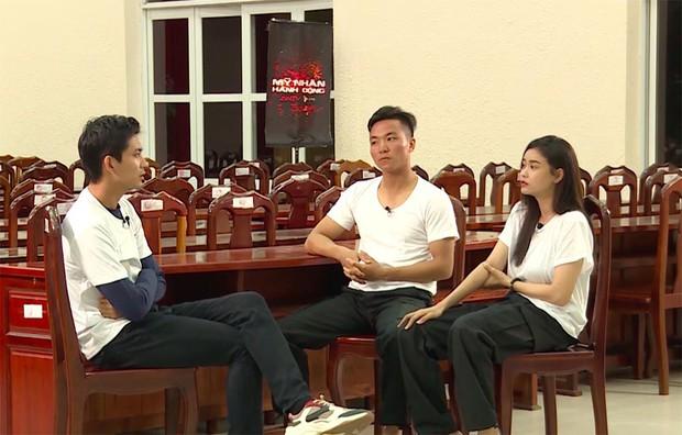 Trương Quỳnh Anh chất vấn Tim về phát ngôn: Im đi, bớt nói lại cho nó sang - Ảnh 6.