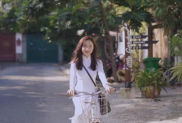 Ngày tựu trường, cô giáo xinh đẹp Mina Young của lớp Thầy Ba tung MV siêu ngọt tặng học trò - Ảnh 4.