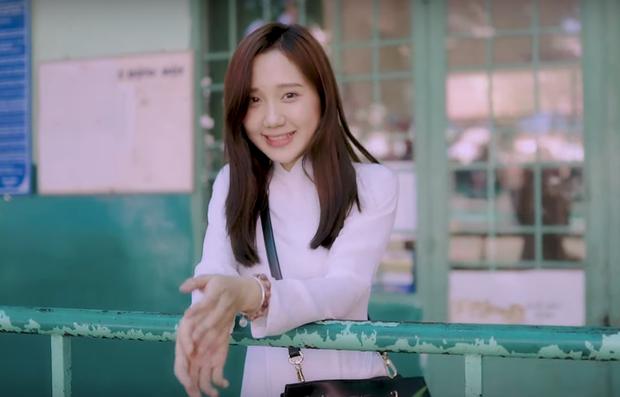 Ngày tựu trường, cô giáo xinh đẹp Mina Young của lớp Thầy Ba tung MV siêu ngọt tặng học trò - Ảnh 5.