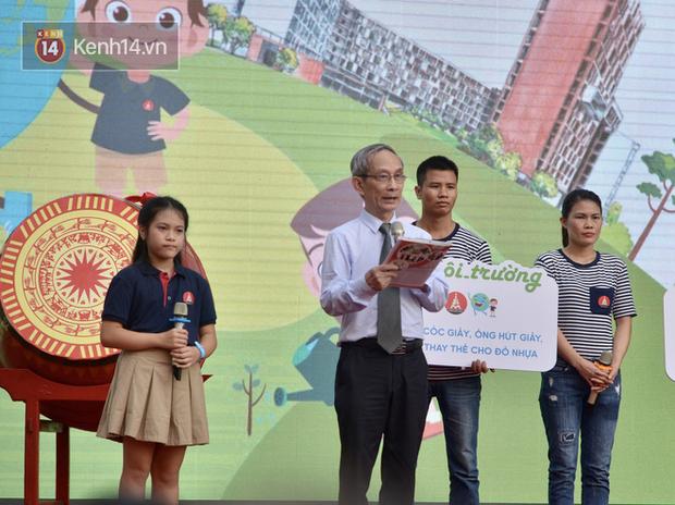 Lễ khai giảng của cô bé lớp 6 gửi thư tới 40 trường học ở Hà Nội: Mình có thể đừng thả bóng bay vào hôm khai giảng không? - Ảnh 8.