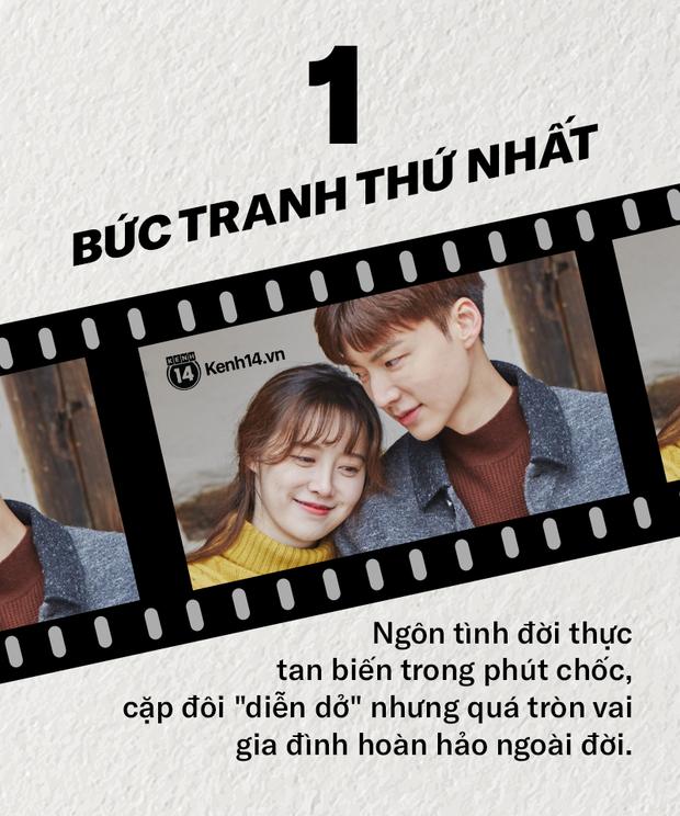 Đào sâu 4 bức tranh ly hôn như chảo lửa drama của Goo Hye Sun - Ahn Jae Hyun: Lật mặt, toan tính, nhưng có dàn dựng? - Ảnh 2.