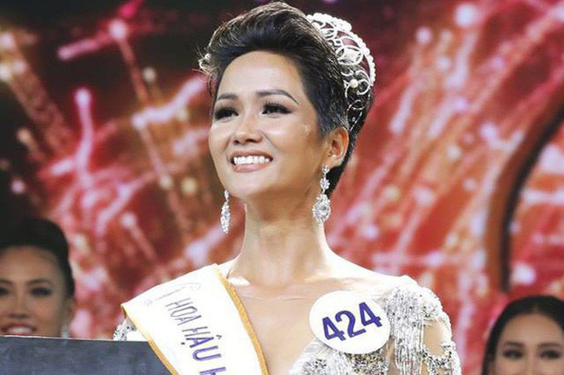 Thời thế thay đổi, Hương Ly hội ngộ đối thủ 1 thời HHen Niê tại Hoa hậu Hoàn vũ Việt Nam! - Ảnh 3.