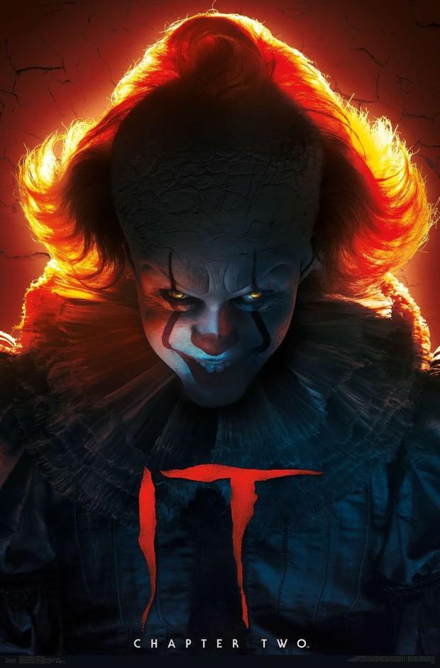 Quá hãi hùng với hình tượng Gã Hề Ma Quái, poster phim kinh dị IT 2 bị các phụ huynh ném đá kịch liệt - Ảnh 4.
