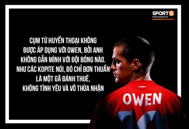 Chuyện lúc 0h: Michael Owen, siêu thần đồng không bao giờ trở thành huyền thoại - Ảnh 4.