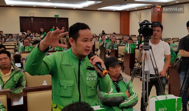 Tài xế GrabBike ở Sài Gòn làm đơn kiến nghị thay đổi định danh ngành nghề để giảm thuế TNCN - Ảnh 3.