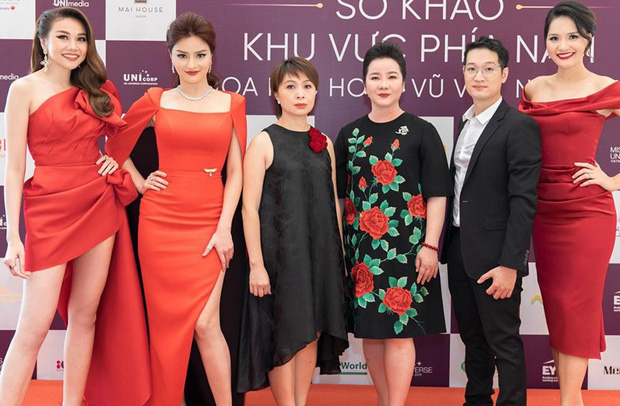 Trước Hoa hậu Hoàn vũ, Thúy Vân từng ngồi chung ghế nóng với Thanh Hằng - Ảnh 2.