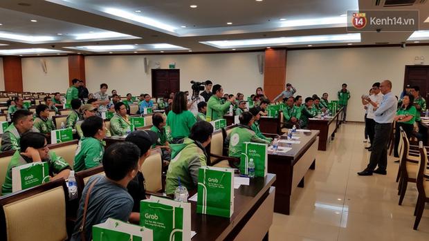 Tài xế GrabBike ở Sài Gòn làm đơn kiến nghị thay đổi định danh ngành nghề để giảm thuế TNCN - Ảnh 1.