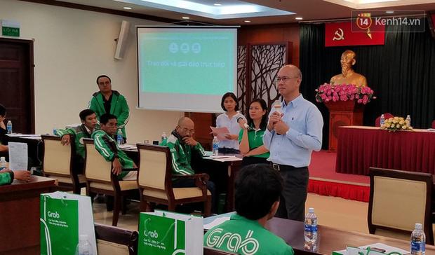 Tài xế GrabBike ở Sài Gòn làm đơn kiến nghị thay đổi định danh ngành nghề để giảm thuế TNCN - Ảnh 2.