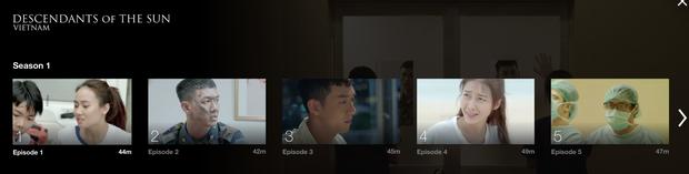 Hậu Duệ Mặt Trời bản Việt trở thành phim truyền hình Việt Nam đầu tiên lên kệ Netflix - Ảnh 3.