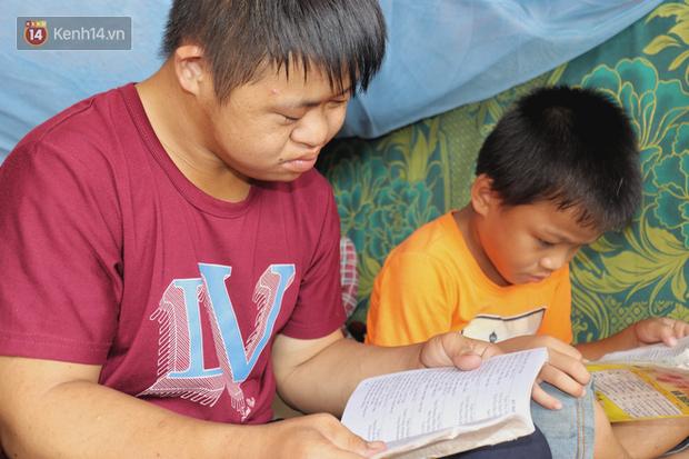 Câu chuyện cảm động về chàng trai mắc bệnh Down, dành 10 năm để học lớp 1 với khát khao được trở thành thầy giáo - Ảnh 9.